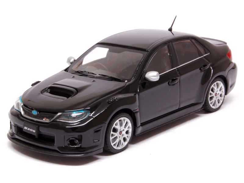 72198 Subaru WRX STi S206 2011
