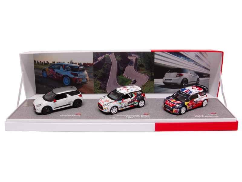 72430 Citroën DS3 Racing/ DS3 R3/ DS3 WRC Monte Carlo 2012