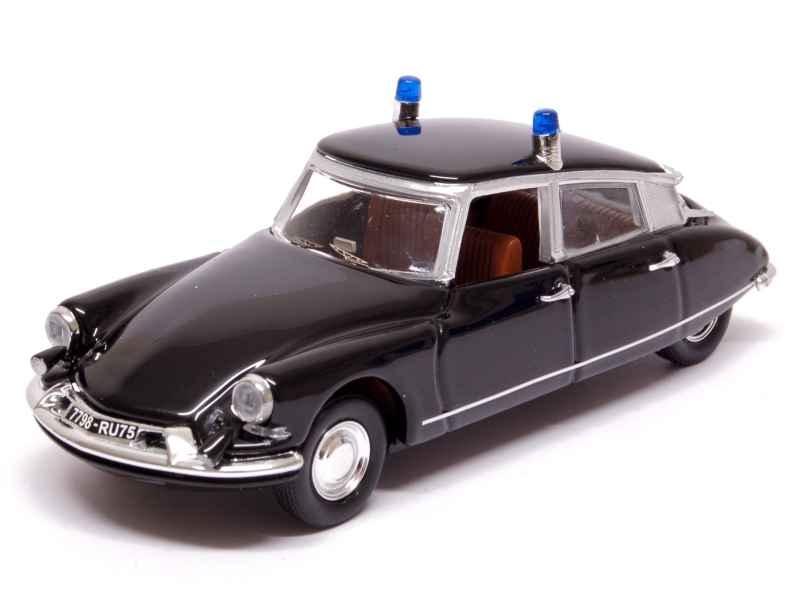 73003 Citroën ID19 Police 1968