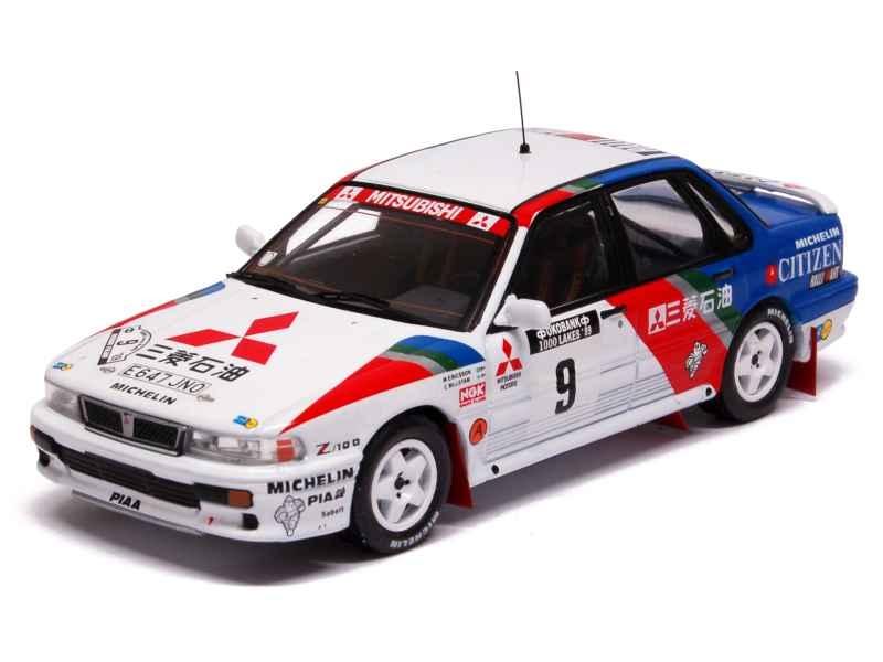 73380 Mitsubishi Galant VR-4 1000 Lakes 1989