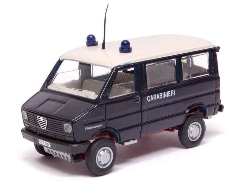 73446 Alfa Romeo Daily 30.8 4x4 Carabinieri