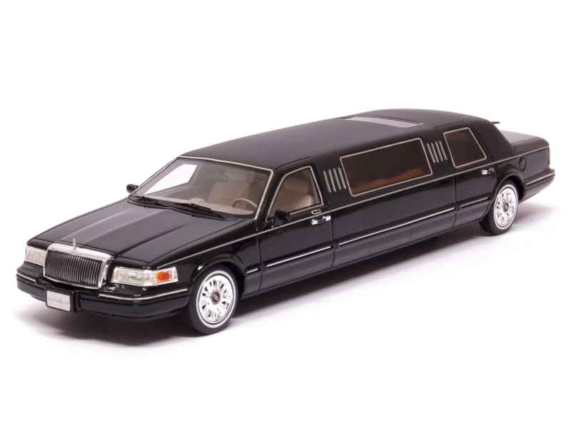 73549 Lincoln Town Car Limousine 1997