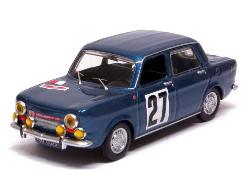 73555 Simca Abarth 1150 Rally 1967