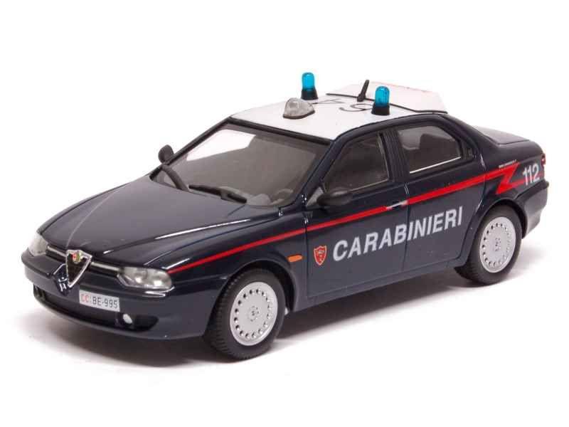 73993 Alfa Romeo 156 Carabinieri 1999