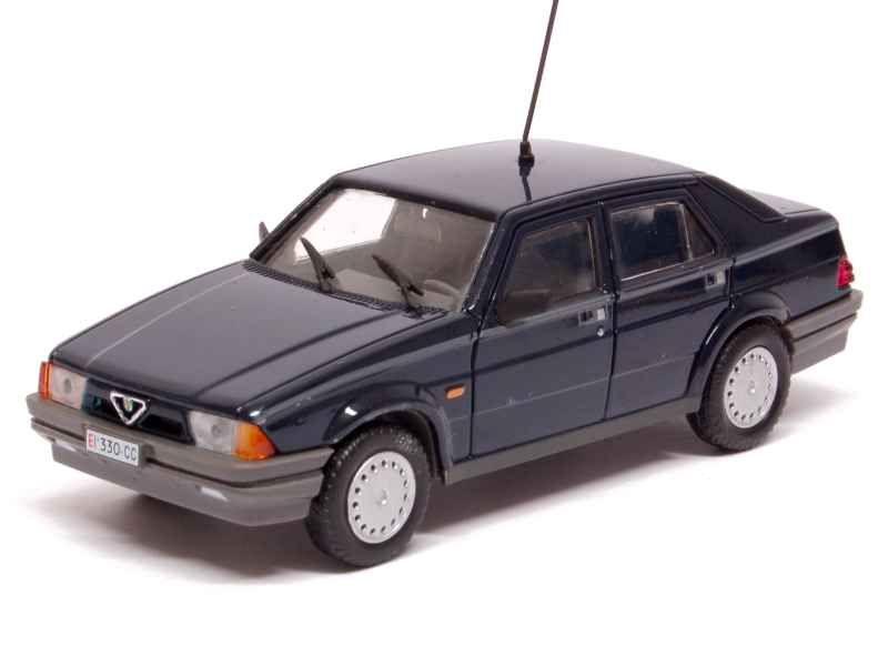 74014 Alfa Romeo 75 1.6 I.E. Carabinieri 1988