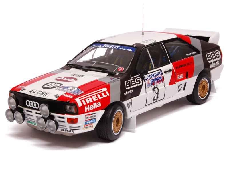 74221 Audi Quattro A2 Lombard RAC Rally 1983