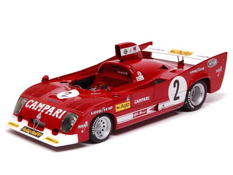 74342 Alfa Romeo 33 TT 12 Spa 1975