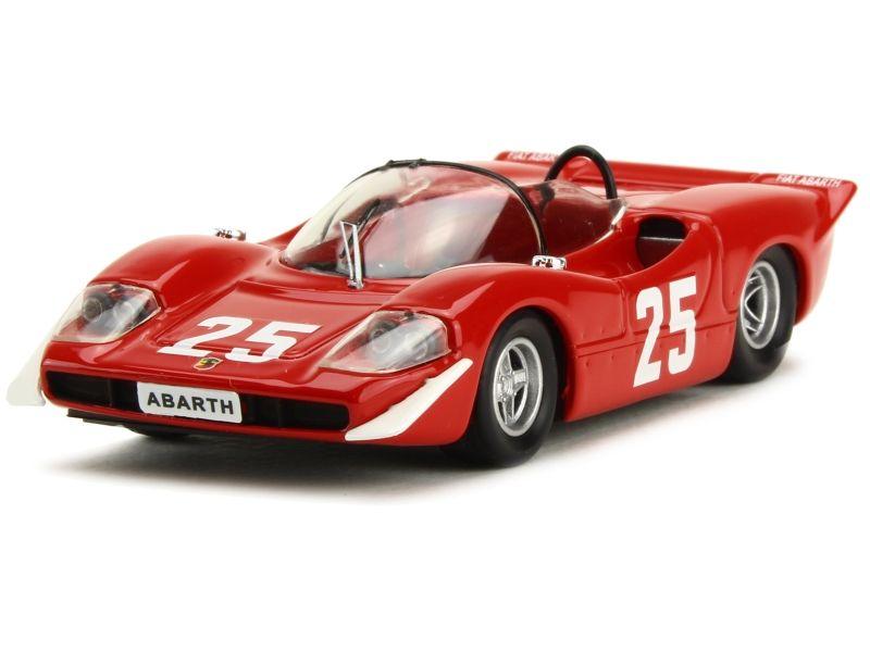 74668 Abarth 2000 Nurburgring 1969