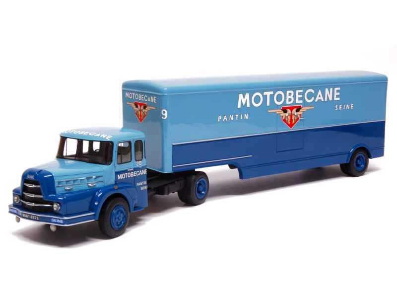 75042 Unic Izoard Semi-Rque Motobecane