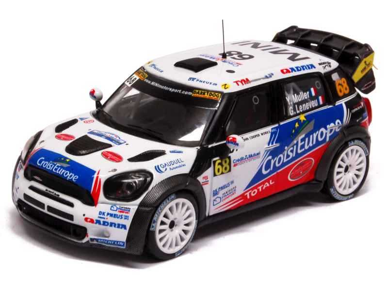 75060 Mini Countryman JCW WRC Rally France 2012