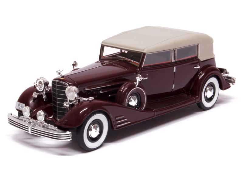 75126 Cadillac Fleetwood Allwaether Phaeton 1933