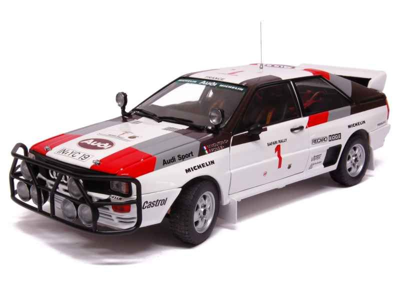 75136 Audi Quattro A1 Safari Rally 1983