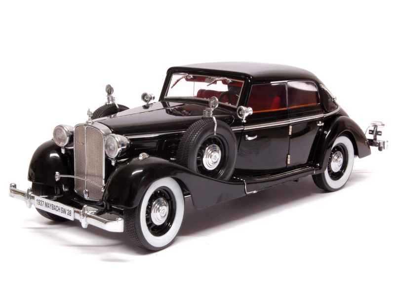 75147 Maybach SW 38 Cabriolet 4 Doors Spohn 1937