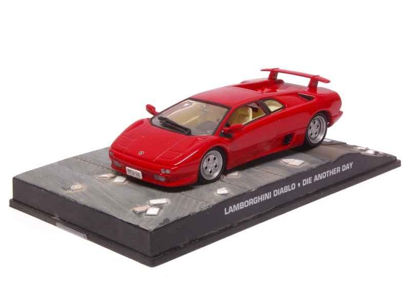 75204 Lamborghini Diablo 1992 James Bond 007