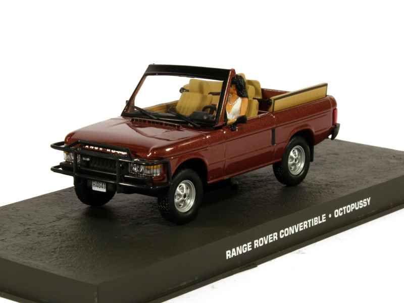 75214 Land Rover Range Rover Cabriolet James Bond 007