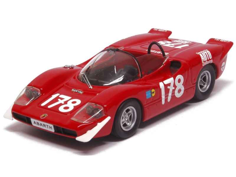 75363 Abarth 2000 Targa Florio 1969