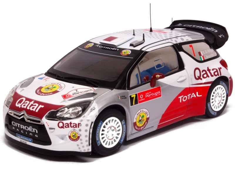 75632 Citroën DS3 WRC Portugal 2012