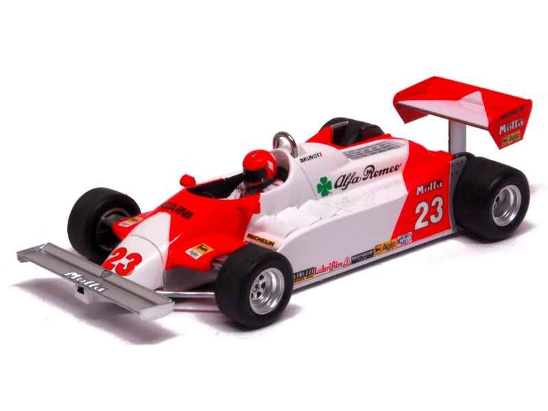 76370 Alfa Romeo 179C Las Vegas GP 1981