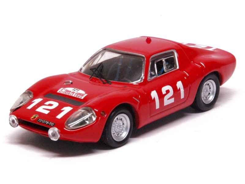 76752 Abarth OT 1300 Tour de Corse 1965