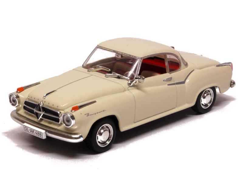 77214 Borgward Isabella Coupé 1957