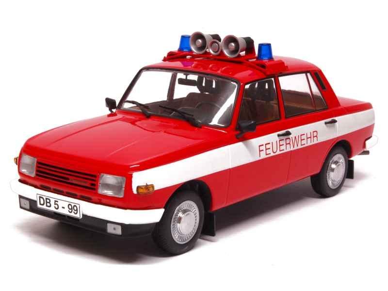 77302 Wartburg 353 W Pompiers 1985