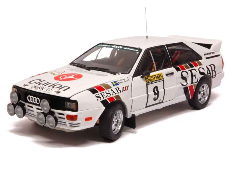 77399 Audi Quattro 1000 Lakes Rally 1983