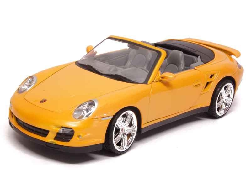 77433 Porsche 911/997 Turbo Cabriolet 2007