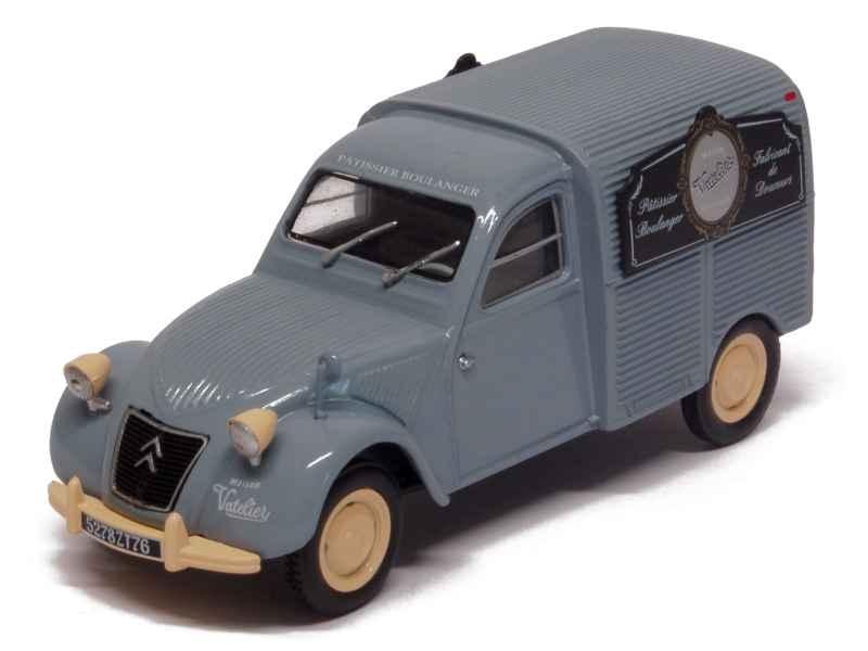 77822 Citroën 2CV AZU Fourgonnette 1959