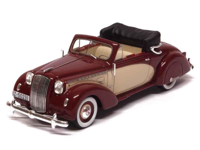 77847 Opel Admiral Hebmuller Cabriolet 1938