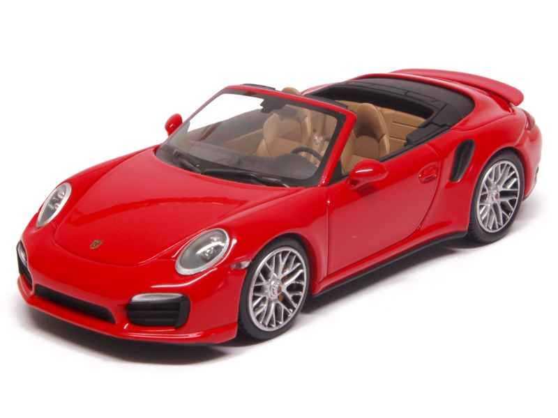 78667 Porsche 911/991 Turbo S Cabriolet 2013