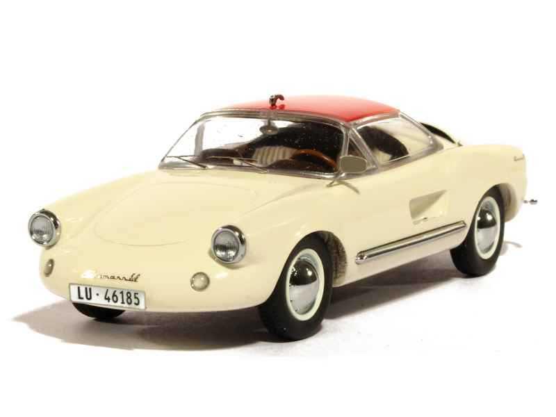 79079 Volkswagen Enzmann 506 Coupé 1957