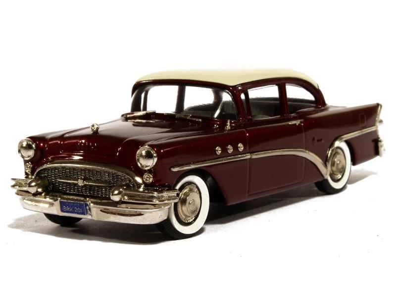 79240 Buick Special Two Door Sedan 1955