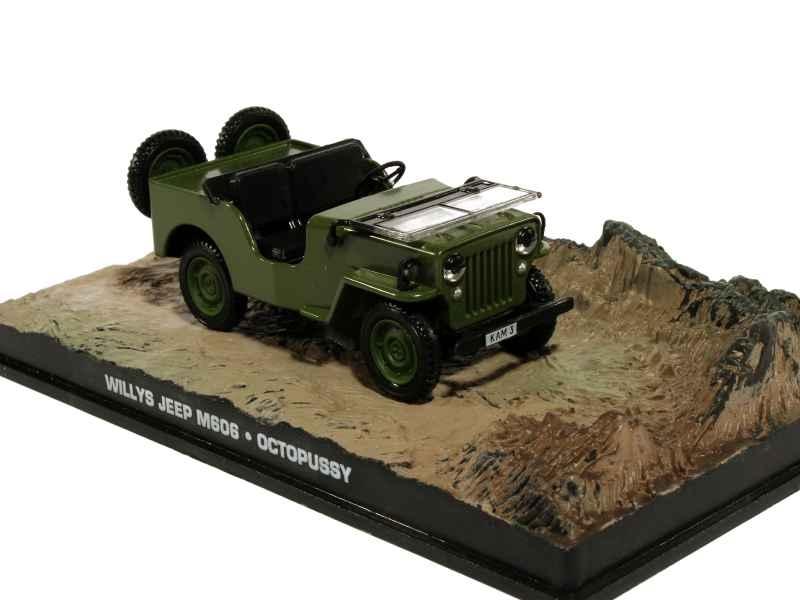 79258 Willys Jeep M606 1953 James Bond 007