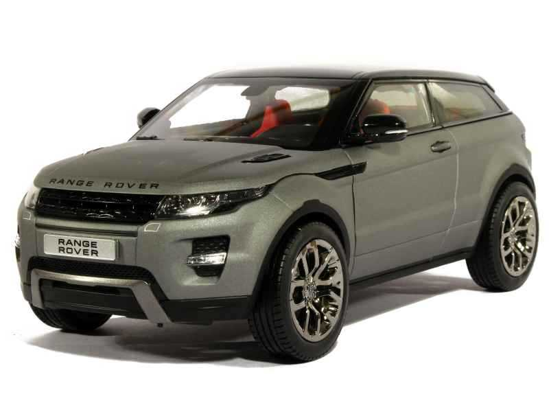 79323 Land Rover Range Rover Evoque 3 Doors 2011