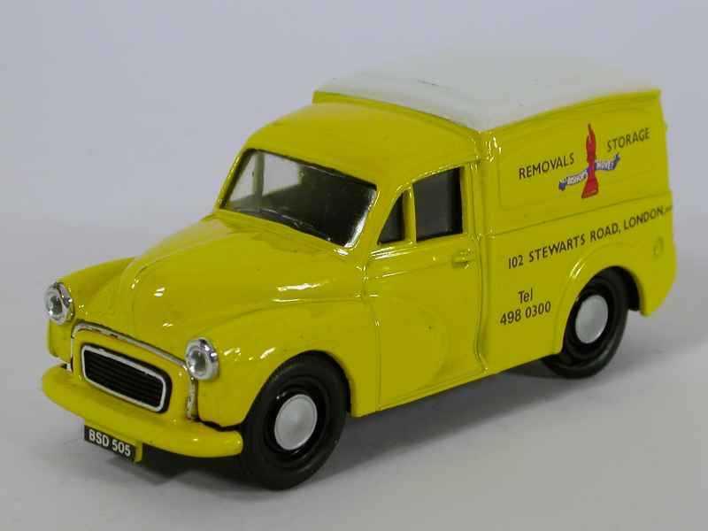 7941 Morris Minor 1000 Van
