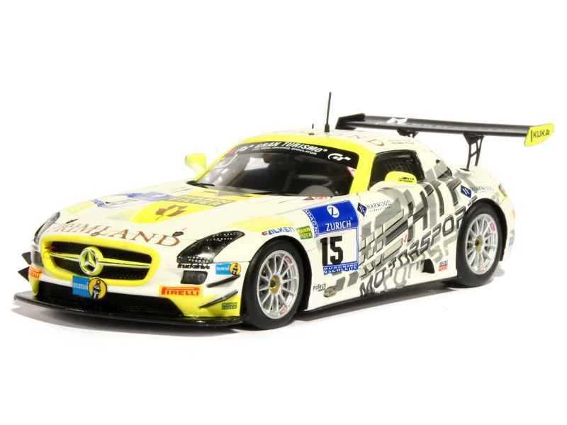 79654 Mercedes SLS AMG GT3/ C197 Nurburgring 2014