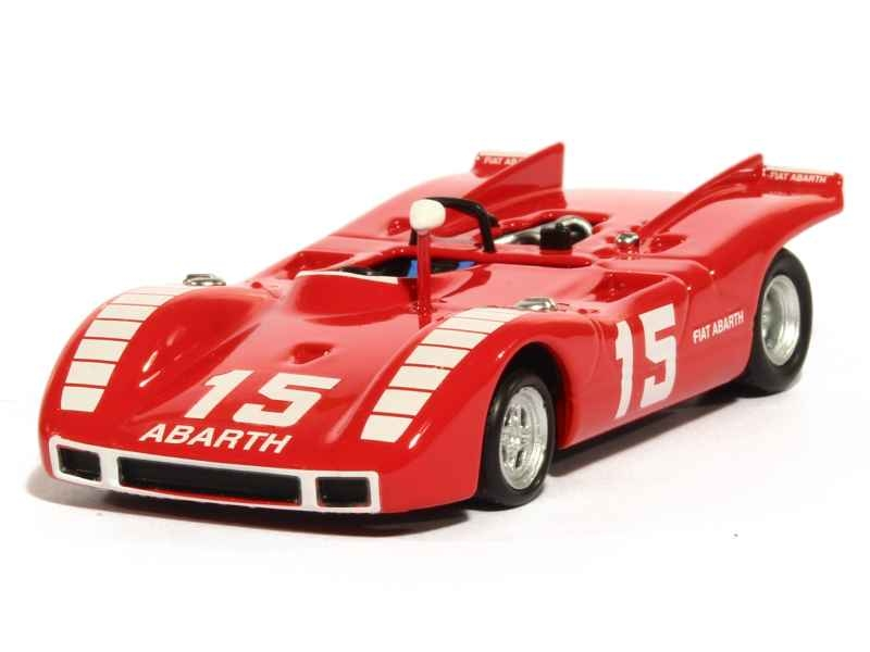 80009 Abarth 2000 SP Nurburgring 1970