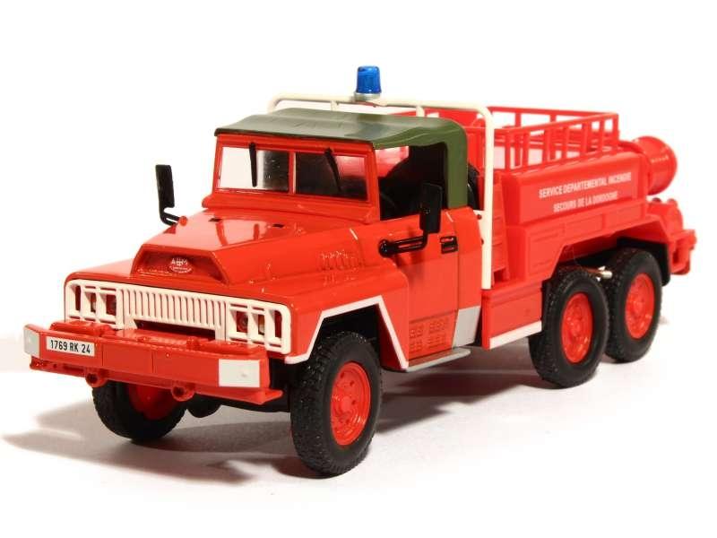80160 Acmat TPK 6.35 6x6 FFL Pompiers