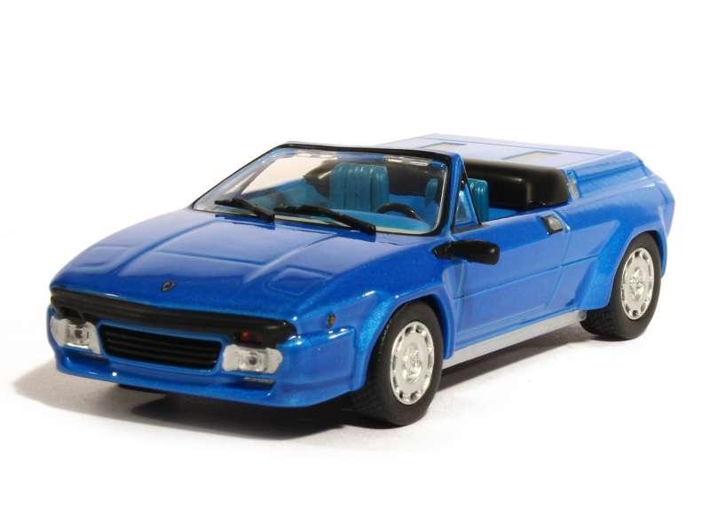 80404 Lamborghini Jalpa Spyder Proto 1987