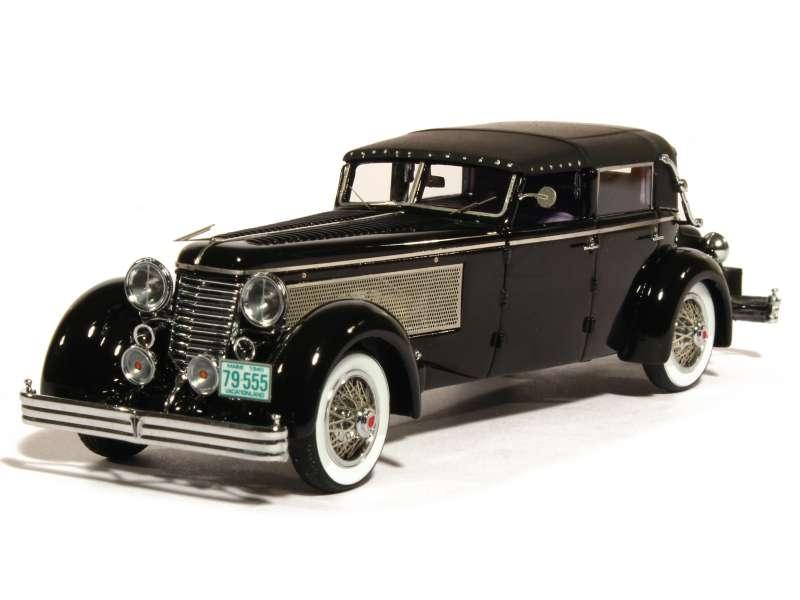 80490 Duesenberg SJ Town Car by Rollson 1937