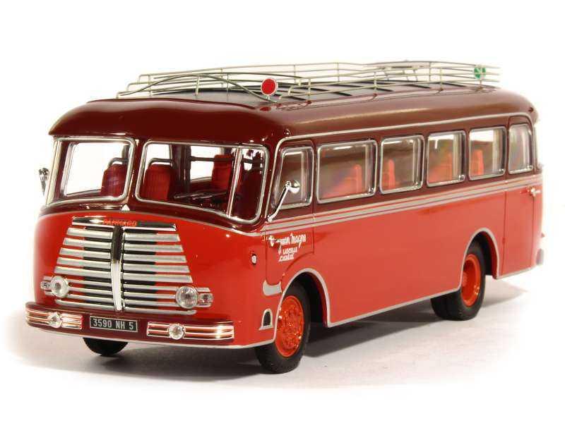 80593 Panhard K 173 Bus Les Choristes 1949