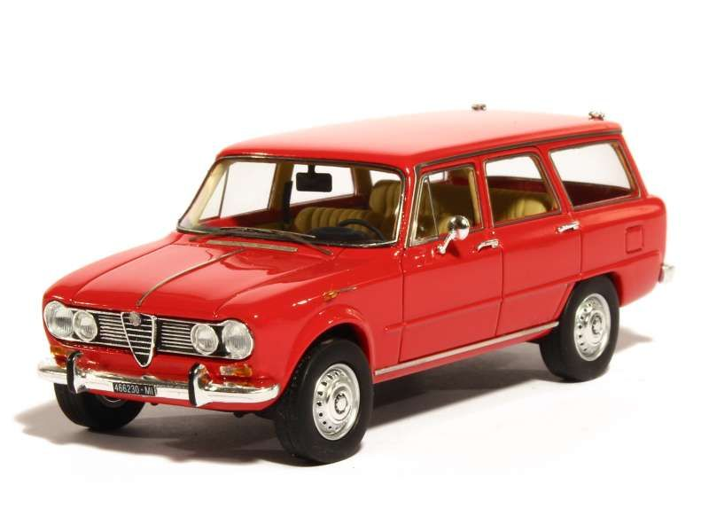 80644 Alfa Romeo Giulia Super Giardinetta 1974