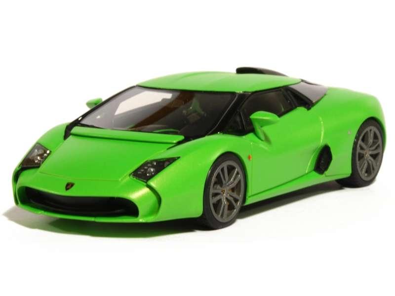 80726 Lamborghini 5-95 Zagato 2014