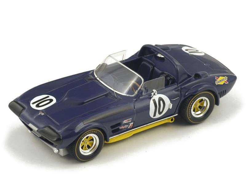 80865 Chevrolet Corvette Grand Sport Roadster 12H Sebring 1966