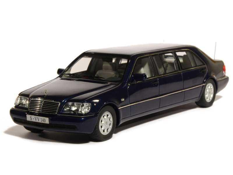 80934 Mercedes S600L Pullman/ W140 1998