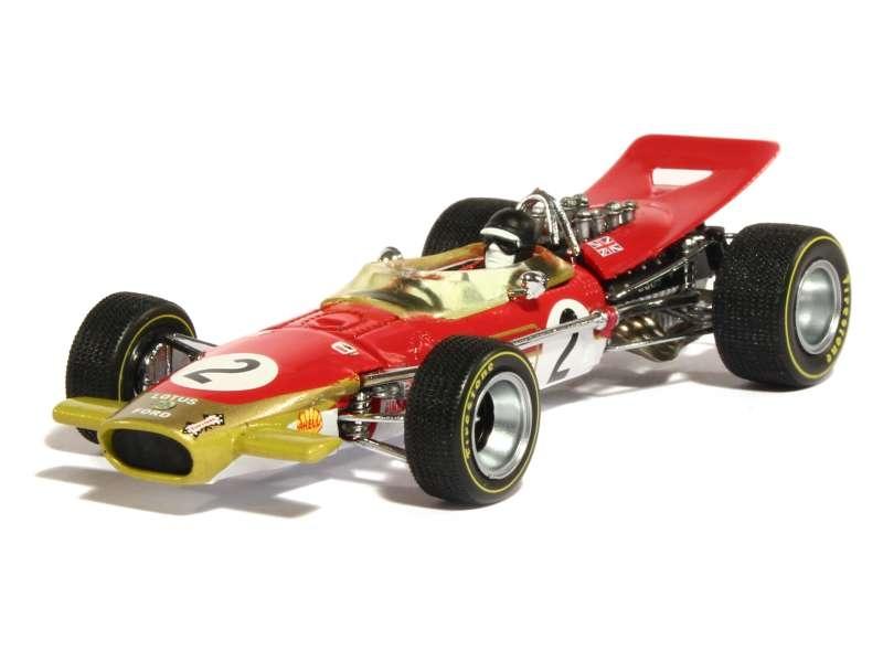 81019 Lotus 49B Ford Belgium GP 1968