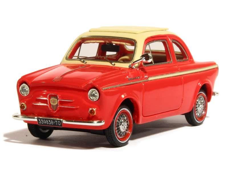 81052 Fiat NSU 500 Weinsberg 1960