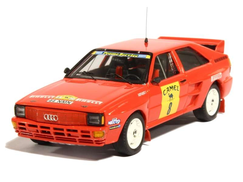 81283 Audi Quattro Spain Rally 1988