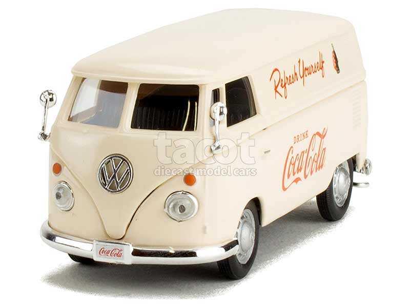 81496 Volkswagen Combi T1 Van Coca Cola 1962