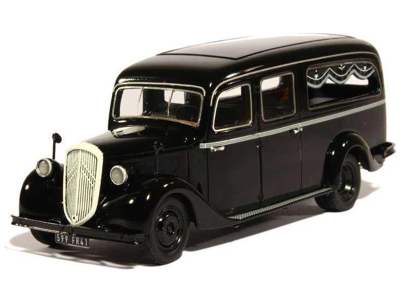 81690 Citroën U23 Corbillard Fontaine 1948